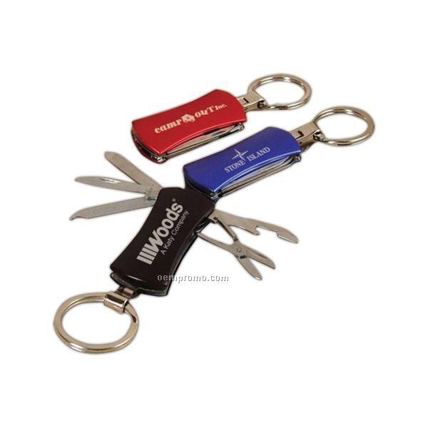 Verve Multi Tool Keychain/ Mini Knife