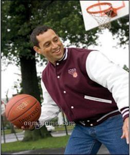 Game Sportswear Junior Varsity Jacket - Embroidered