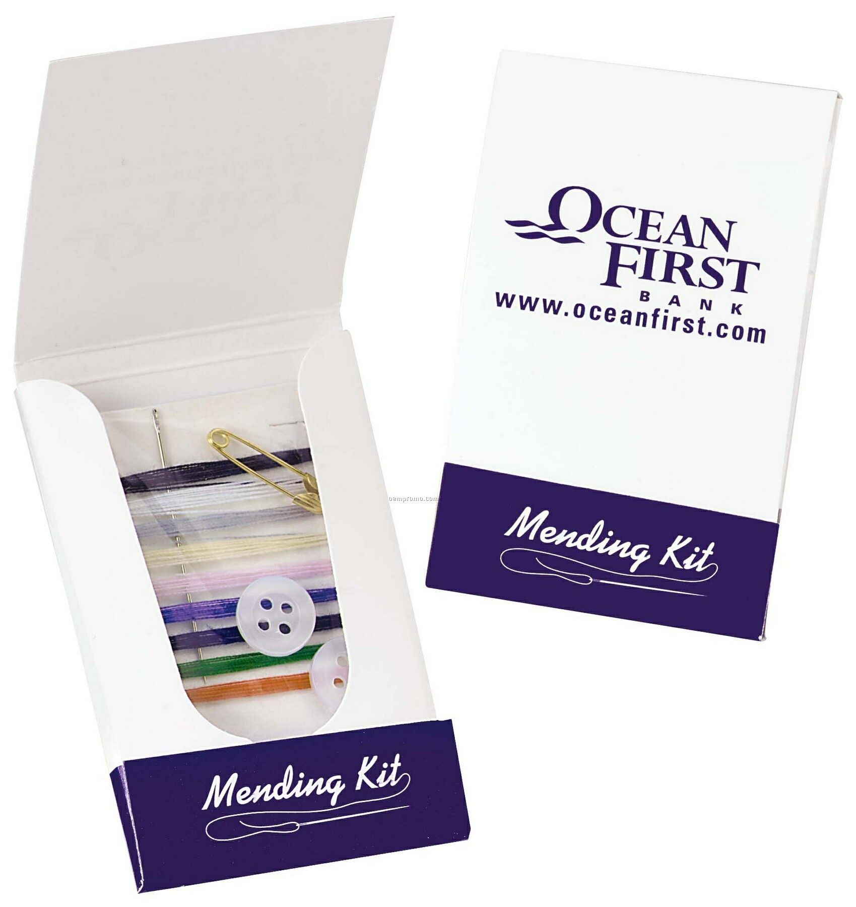 Pillowline Custom Mending Pocket Pack Sewing Kit