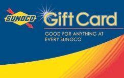 $25 Sunoco Gift Card