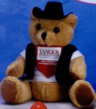Cowboy Bear Uniform
