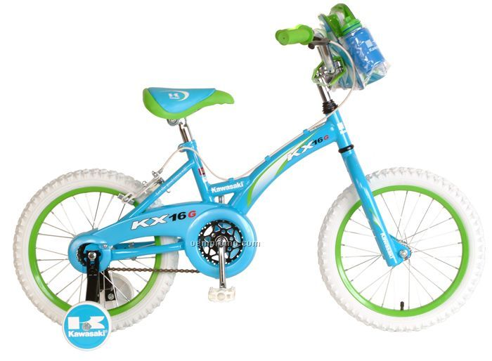 Kawasaki K16g Girls Bicycle