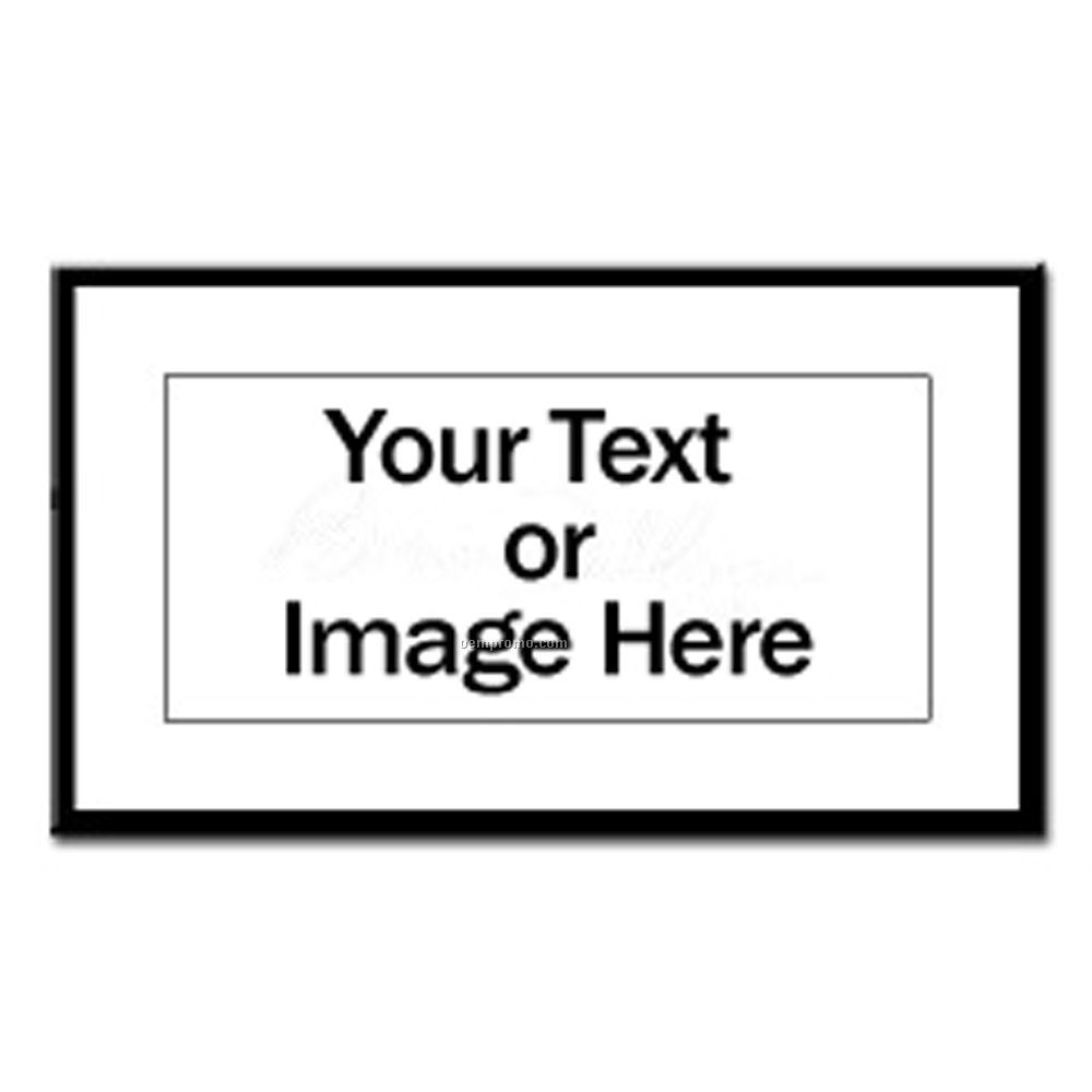 Customizable Small Framed Print