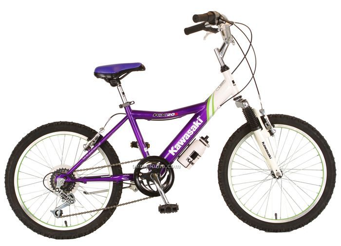 Kawasaki K20g Girls Bicycle