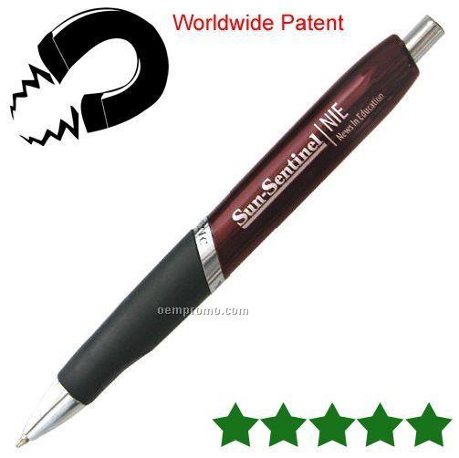Premium Magnetic Pen (Red)