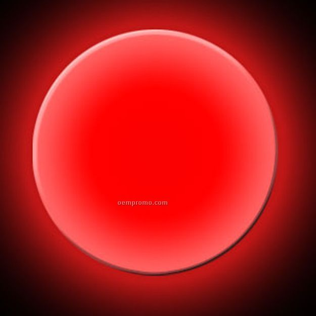 Red Small Circle Glow Badge China Wholesale Red Small