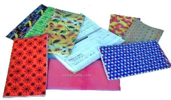 3d Lenticular Checkbook Cover (Custom)