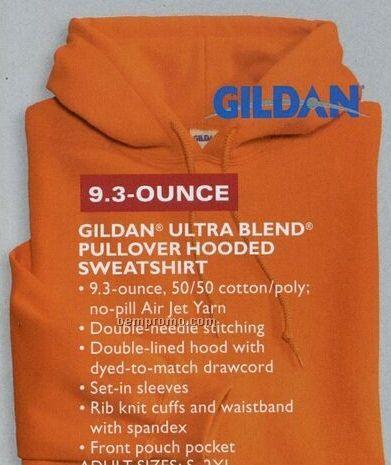 Gildan Ultra Blend Hooded Sweatshirt (S-2xl)