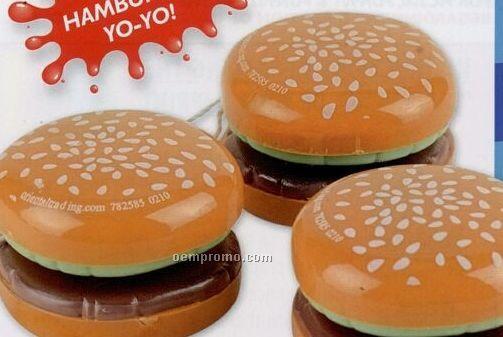 Hamburger Yo-yo