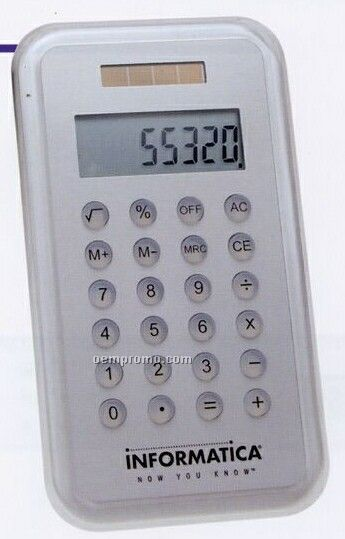Slim Solar Calculator