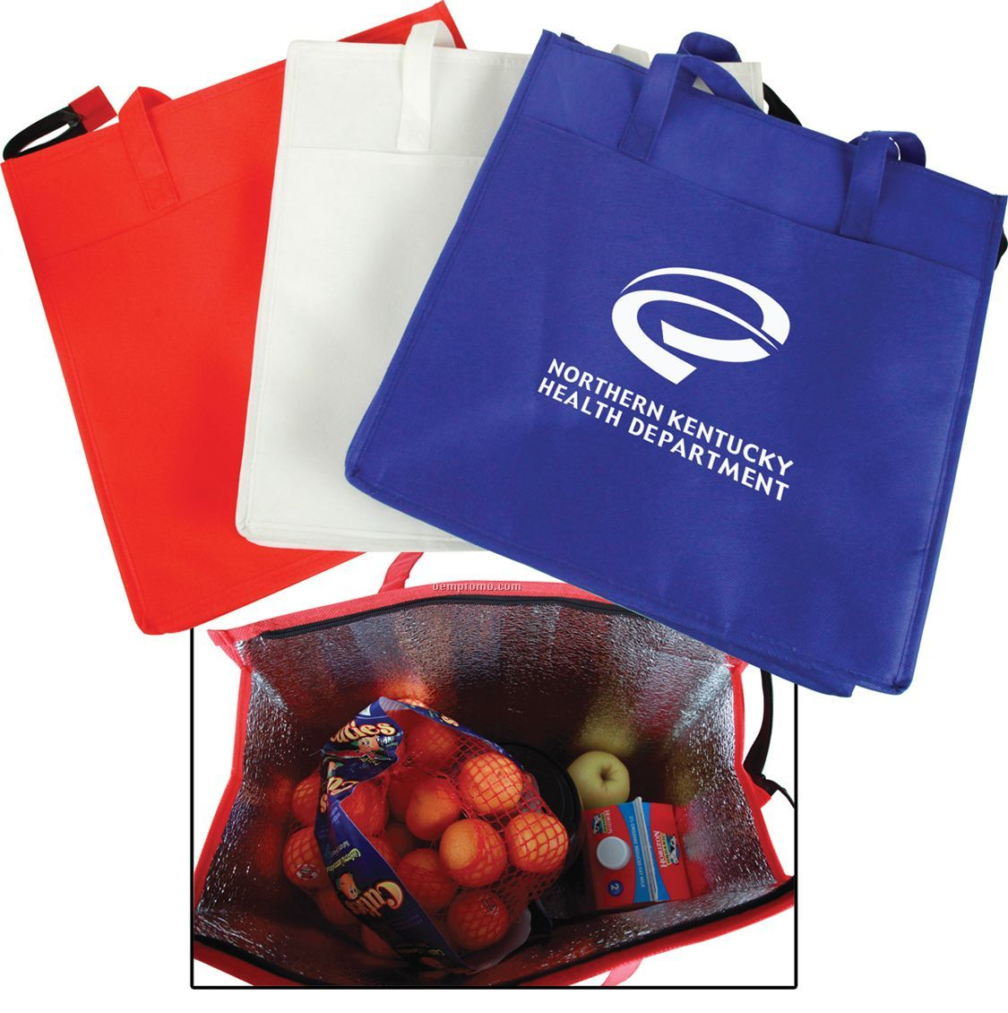 Hot & Cold Insulated Tote Bag