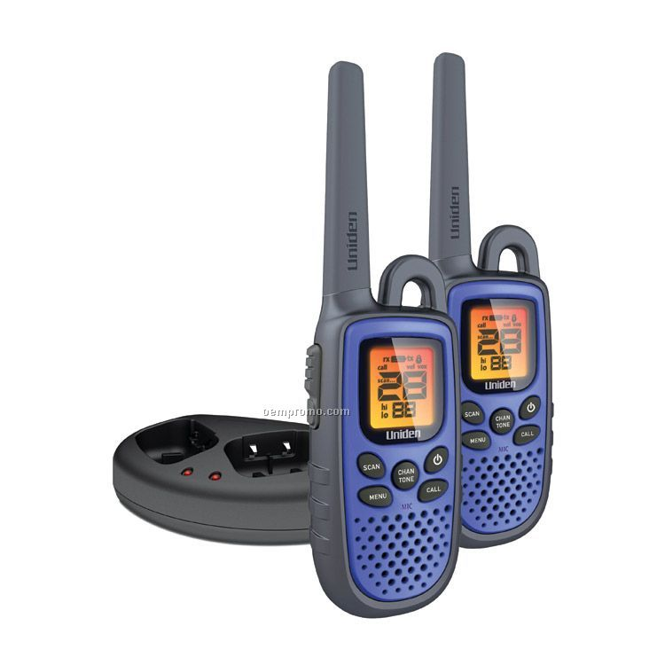 Uniden 22-mile Gmrs Water Resistant Two-way Radio