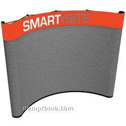 10' Curve Graphic Wrap Header