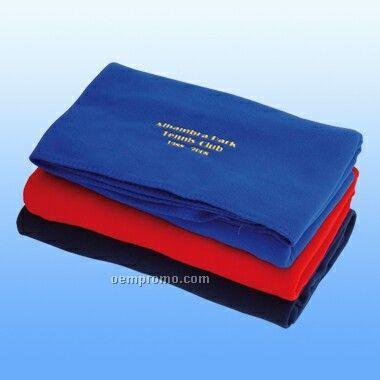 14 Oz Poplar Fleece Blanket (Engraved)