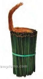 """4"""" Green Wired Wood Pick (750 Pack)"""