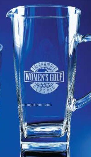 43 Oz. Ravinia Glassware Collection Pitcher