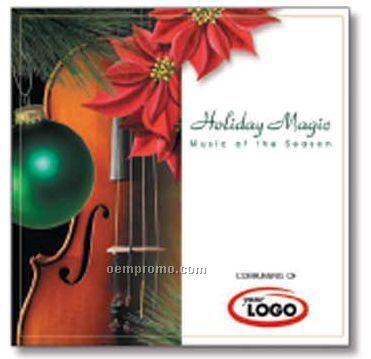 Holiday Magic Compact Disc / 18 Holiday Songs
