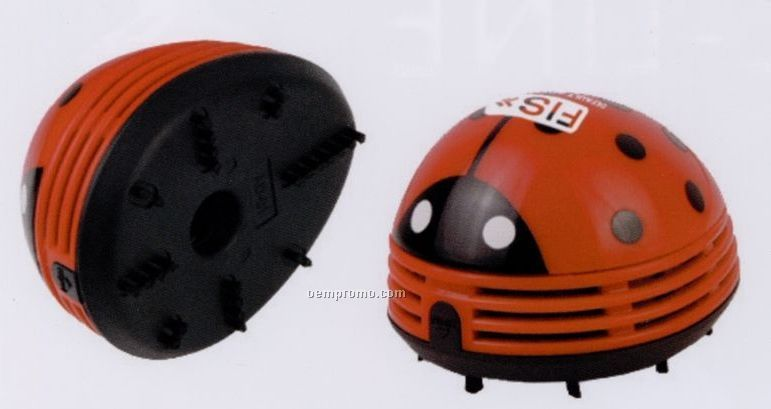 Lady Bug Mini Vacuum
