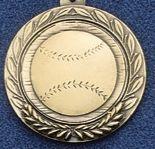 """1.5"""" Stock Cast Medallion (Baseball/ General)"""
