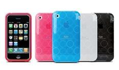 Iluv Silicone Case For Your Iphone 3g