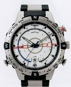Timex Expedition E-tide Temp Compass W/Stainless Steel Bracelet
