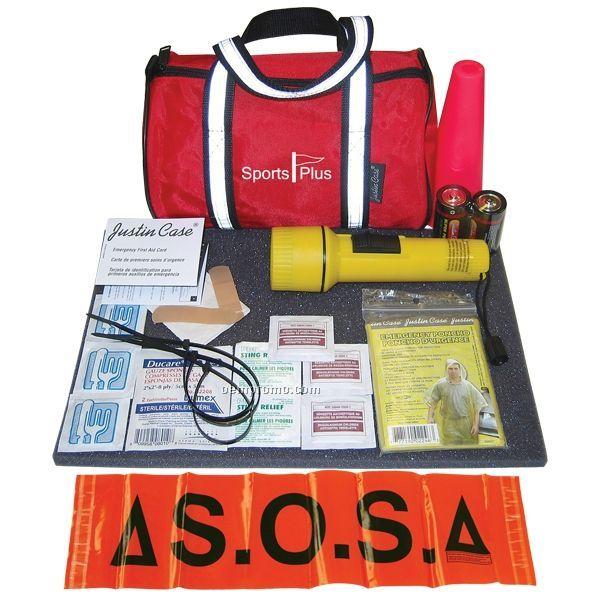 Mini Safe-t-duffel Automotive Safety Kit