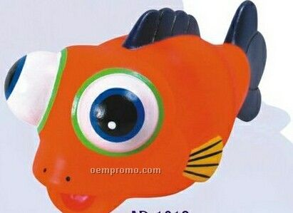 Rubber big eyes fish toy china wholesale rubber big eyes for Rubber fish toy