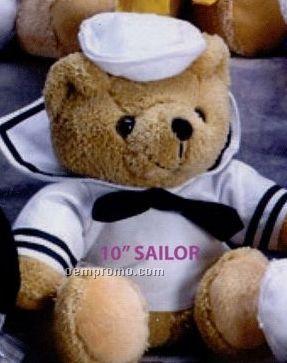 Sailor Bear Uniform