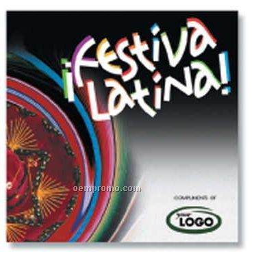 Festiva Latina Compact Disc In Jewel Case/ 12 Songs