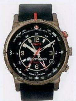 Timex Expedition Full E-compass Titanium Round Dial /Black