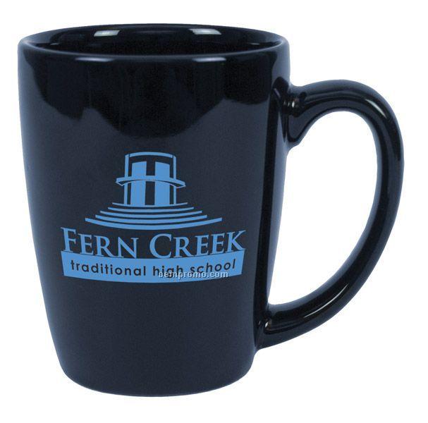 12 Oz. Ceramic Challenger Coffee Mug