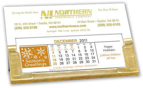 Paperdate Refillable Calendar