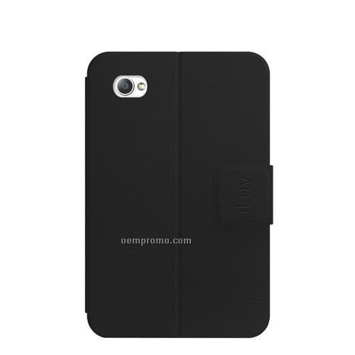Iluv - Galaxy Tab Cases - Leather Portfolio Case