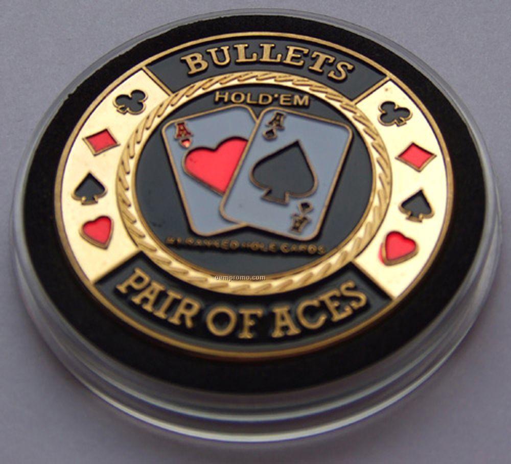 Metal Poker Chip 10