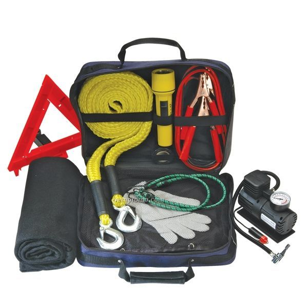 Road Rescue Automotive Safety Kit