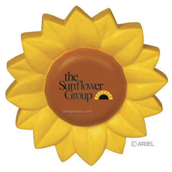 Sunflower Squeeze Toy