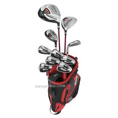 Wilson Profile Teen Complete Golf Club Set