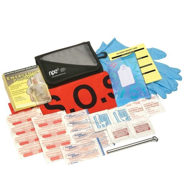 Safety Smart Automotive Wallet Kit