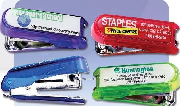 Vibrant Vision Mini Stapler