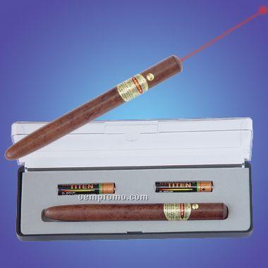 Cigar Laser Pointer (Screen)
