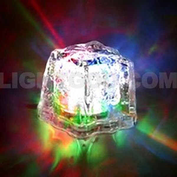 color changing lite cube light up ice cube