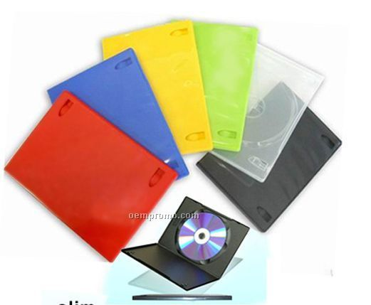 DVD Amaray Slim Case - Colors