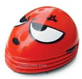 10-1/2cmx8-1/2cmx7cm Angry Boy Mini Vacuum
