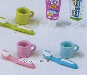Iwako Green Erasers