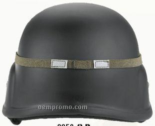 Olive Green Drab Cat Eye Helmet Band
