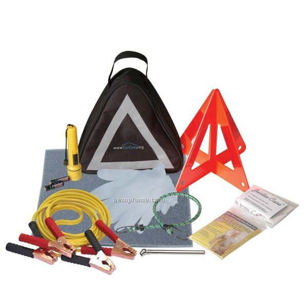 Triangle Automobile Safety Kit