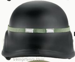 Foliage Green Cat Eye Helmet Band