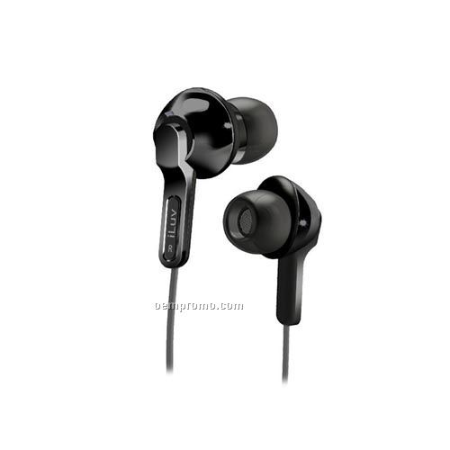 Iluv - Headphones / Earphones Empire Lights In-ear Earphones - Ultra Bass