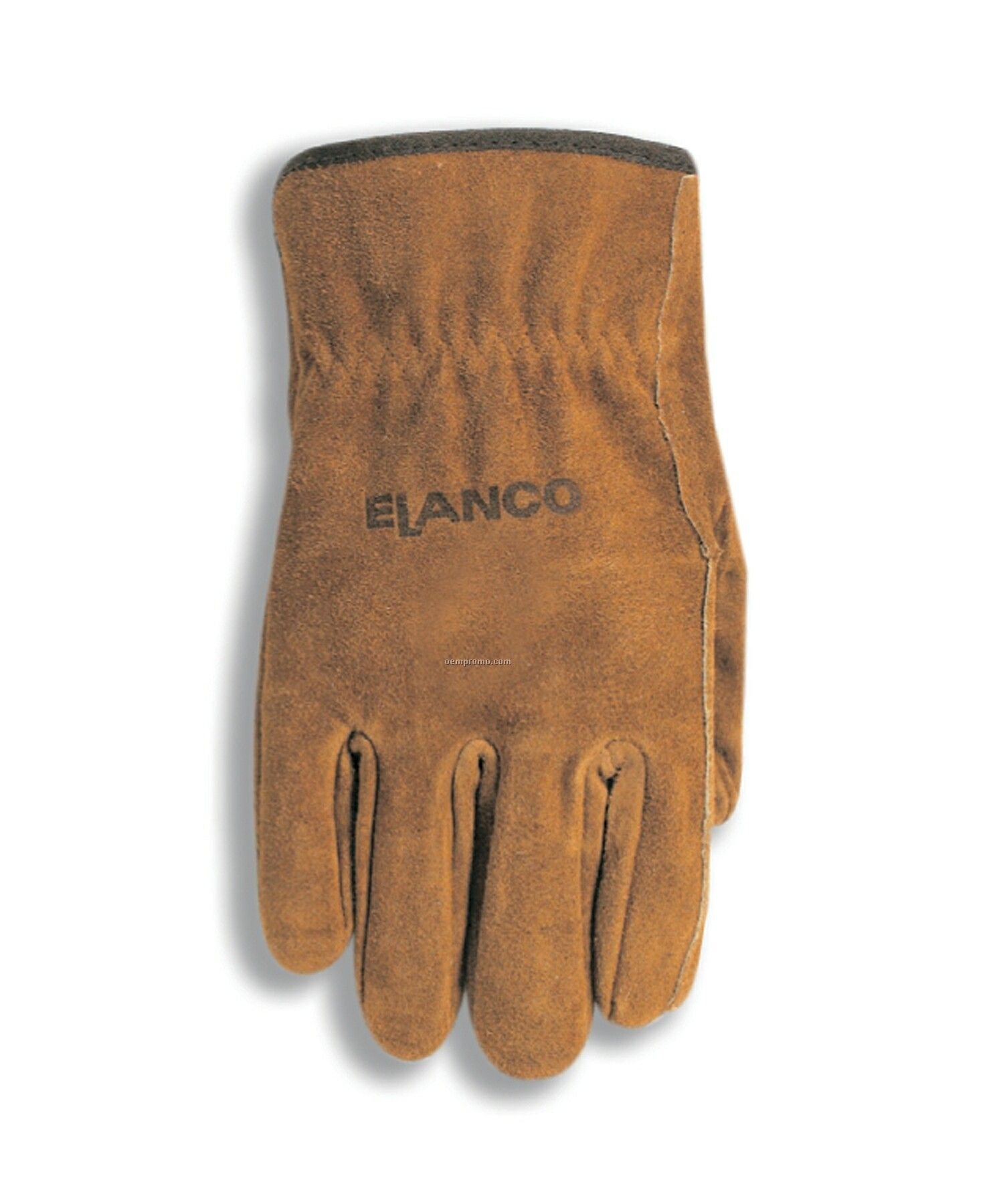 Kids Cow Split Leather Work Glove