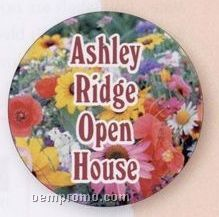 "Round Quick And Colorful Paper Label (2"" Dia)"